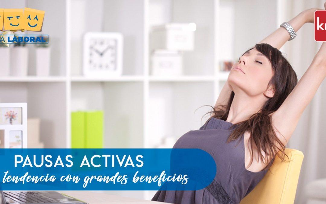 Pausas Activas: una tendencia con grandes beneficios