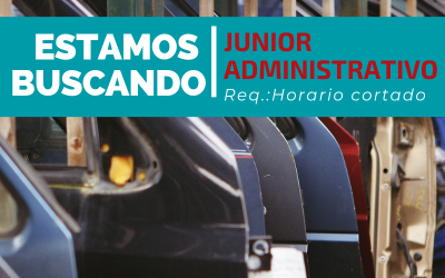 Junior Administrativo (Horario Cortado)