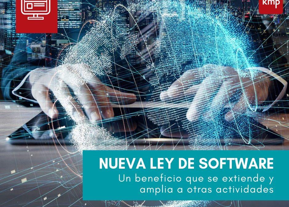 Nueva Ley de Software