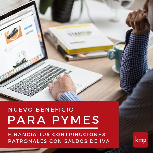 Nuevo Beneficio para PYMES: Financiá tus contribuciones patronales con Saldos de IVA