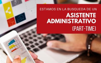 Asistente Administrativo (Part-Time)