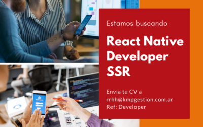 React Native Developer SSR