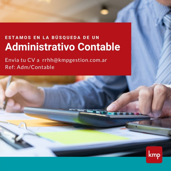 Administrativo/Contable