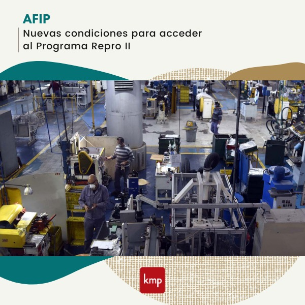 Repro II: Nuevas condiciones para acceder al Programa