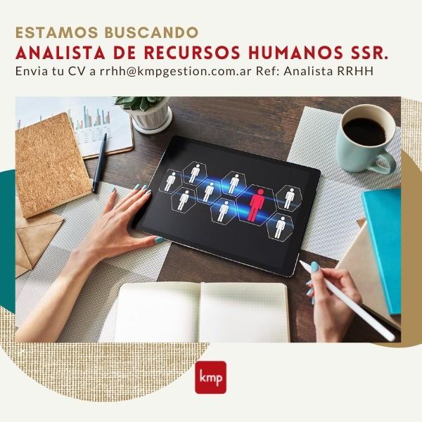 Analista de Recursos Humanos SSr.